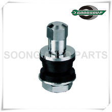 VS-9 Tubeless Metal Camp-in Tire Valves for Passenger Cars & Light Trucks