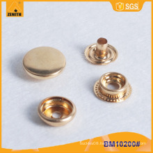 4 Part Ring Metal Snap Button BM10200#                                                                         Quality Choice