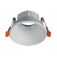 Boîtier de lumière spot noir blanc argent MR16 G5.3