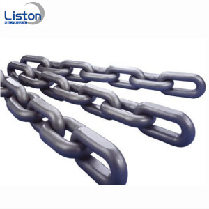 Supply High Tension G80 Alloy Steel Load Chain