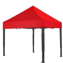 Benutzerdefinierte Logo-Druck 1,5 x 1,5 Falten im Freien Baldachin Zelt