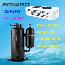 R22 Drehkühlschrank Kühlschrank Gefriertruhe Kompressor für Kondensationseinheit Heißer Verkauf
