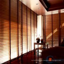 Las últimas cortinas de madera de exterior