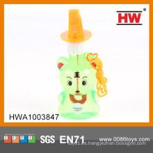 Burbuja plástica caliente de la venta que hace los juguetes