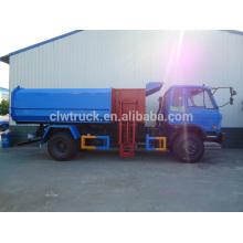 Dongfeng grande capacidade de vendas de caminhão de lixo no Peru