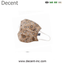 Decent Reusable Anti-Dust Protective Facemask Cotton Custom Printed Face Mask with Filter Camouflage Printed Mask