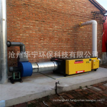 uv odour photolysis oxidation purification sterilizer for organic exhaust purification