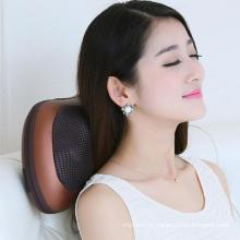 Home Car Dual-Use Multifunction Massager Auto Massage Pillow Cervical Lumbar Leg Neck Massager Infrared Heating Body Massager