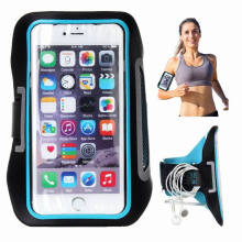 Accesorios al por mayor del teléfono móvil para el brazal de los deportes del iPhone 6