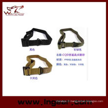Police de ceinture tactique militaire Cqb Combat ceintures