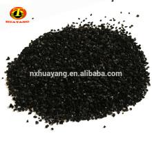 Granules de carbone activés de catégorie de recyclage liquide de queue de 8 * 30