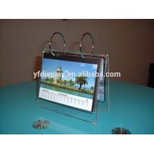 Stand de calendrier acrylique de table à vendre