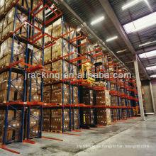 Nanjing Fabricante Jracking Galvanizado ISO Estante de placa de impresión