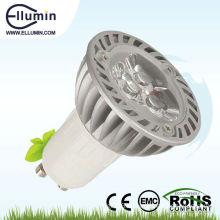 led spot lighting gu10 3w lamp