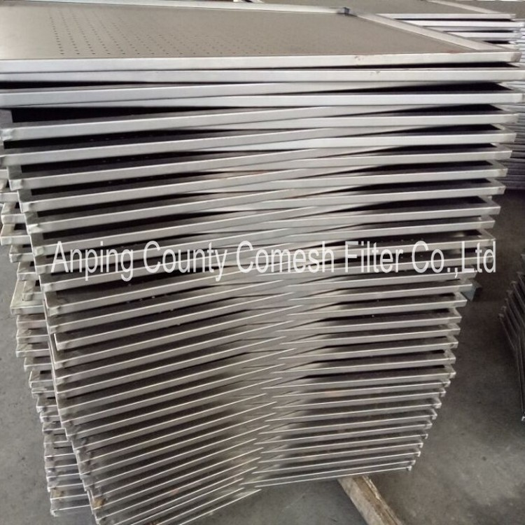 Stainless Steel Perforated Drying Tray