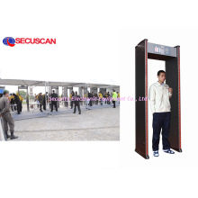 Advance Security Gate Walk Through Scanner Suit For Factories And Entertainment Environments