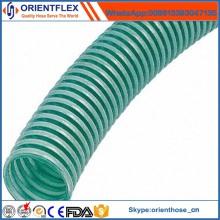 Mangueira rígida de sucção de PVC Helix