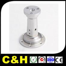Mecanizado plástico de la precisión del CNC del plástico del acero inoxidable del aluminio del OEM