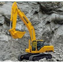 Excavatrice à chenilles hydraulique automatique 13ton (HW-130)