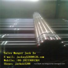 ASTM A106 / 53 PSL 1 nahtlose Kohlenstoffstahl Rohrverschraubungen a234 wpb Hersteller API Linie Rohr nahtlose Stahlrohr