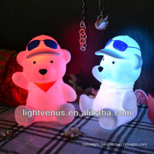 Battery operated romantic master led night light