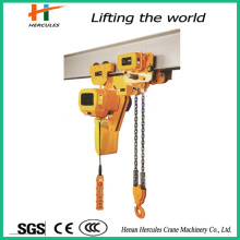5t L Trolley Type Electric Chain Hoist
