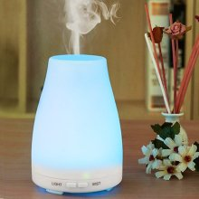 Ultrasonic Air Humidifier Purifier Aroma Difusor 100ml