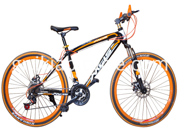 mountain bicycle mtb bike
