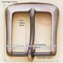 Cinturón formal / hebilla de bolsa (M19-310A)
