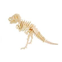 dinosaure de mode bon marché puzzles de bois 3d