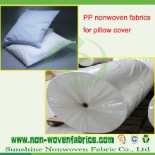 PP tecido não tecido para cama / colchão / travesseiro / edredon