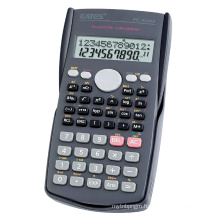 Student use Scientific Calculator with 240 function