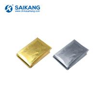SKB2D201 Manta de láminas de rescate de emergencia de primeros auxilios de aluminio