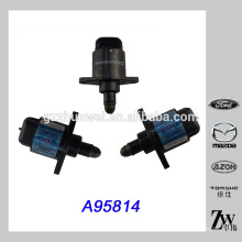 Vanne de régulation de l'air ambiant de la vanne IAC moteur de vitesse de ralenti pour automobile CHANGAN HAFEI WULING OEM N ° A95814