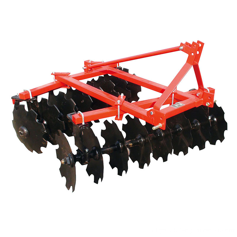 Disc harrow-light harrow