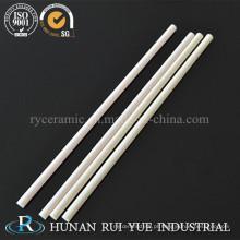 Tubo cerâmico do óxido de alumínio 95% 99% Al2O3 para aplicações altas do Refratariness