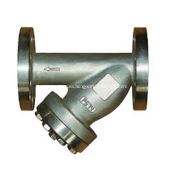 Colador de la industria del acero fundido
