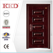 New Style Single Door With Good Lock KKD-101 From China Top 10 Door Brand