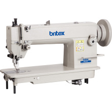 Br-302 прямой привод сверху и снизу кормить швейная машина челночного стежка
