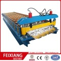 metal roof color steel roll forming machine