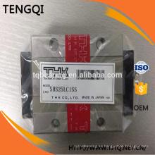 Japón Original THK SHS20LC / SHS20 Cuatro Agujeros Guía Lineal y Rodamiento de Bloque Deslizante