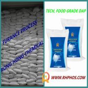 Ammonium Hydrogen Phosphate DAP Food Grade 99%