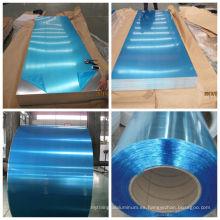 hoja / bobina de aluminio / espejo espaciales con alta reflexión para la luz del LED usada o placa base del panel solar