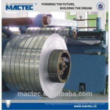 Novo tipo de alta qualidade máquina de corte de aço inoxidável