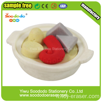 Immediata Noodles Novelty Mini Eraser