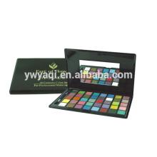 Palette de fard à paupières ombre à paupières professionnel palette fabricant MDD