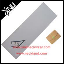 Emballage personnalisé Kraft Enveloppe de cravate