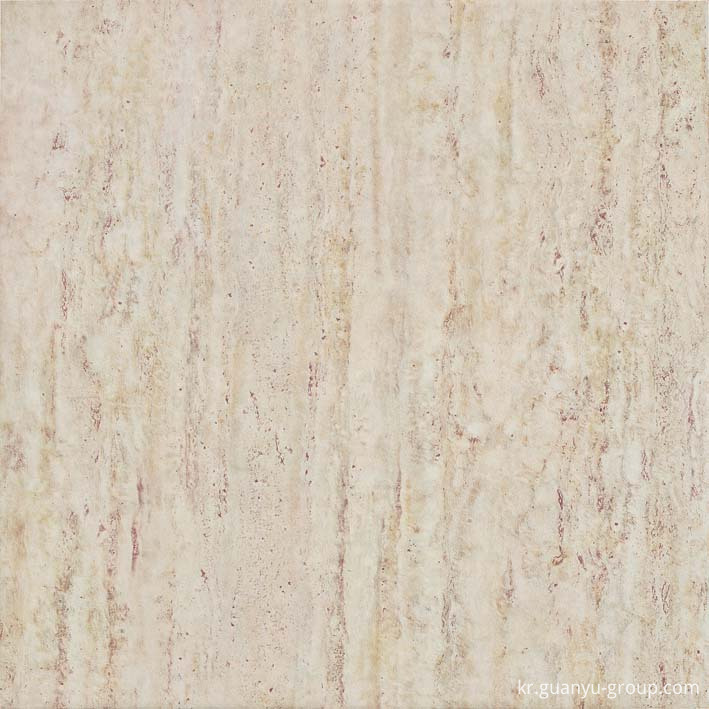 Beige Travertine Star Rustic Porcelain Tile