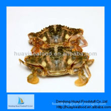 New IQF whole charybdis japonica