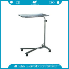 AG-Ss008 with One Post Stainless Steel Tray
